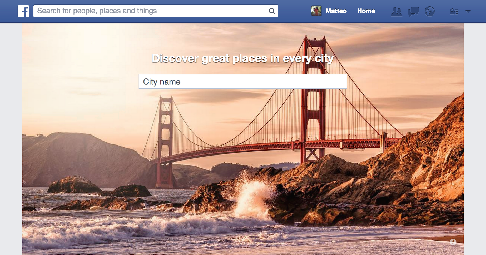 Facebook goes after Yelp & Foursquare with redesigned Places Directory